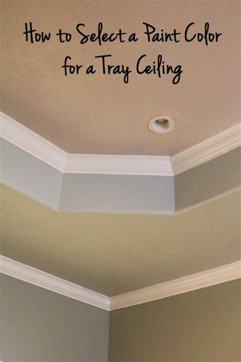 How To Paint A Tray Ceiling by 25 Best Ideas About Tray Ceiling Bedroom On