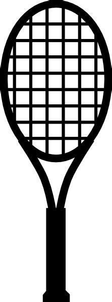 tennis racket clip art   svg   vector