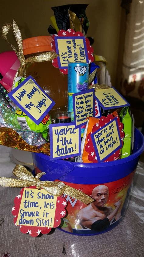 cheer sister gifts ideas  pinterest cheer