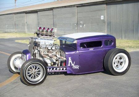 Purple Eater Car by Purple Eater That Mill Is A Beast Rods