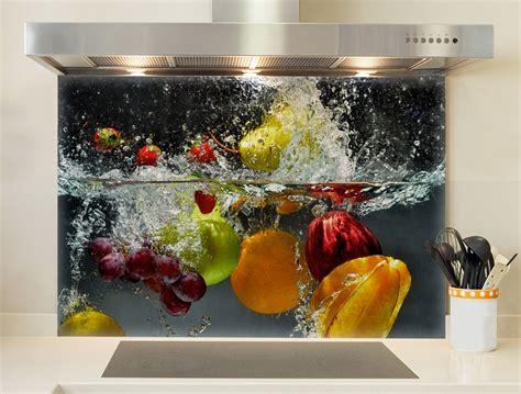 fond de hotte bain de fruits fond de hotte sur mesure