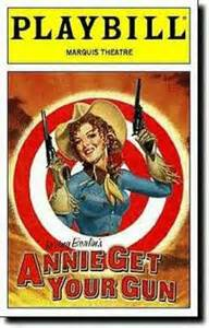 Annie Get Your Gun, And Your Guy, and Get You to Broadway ...