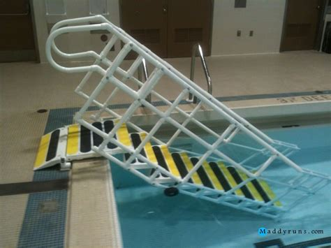 Swimming Pool Ladders & Stairs Replacement