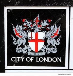 Emblems And Symbols  City Of London Emblem