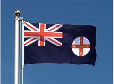 Cheap New South Wales Flag 2x3 ft RoyalFlags
