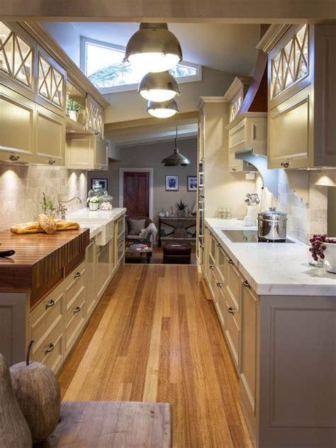 cuisine en longueur aménager une cuisine en longueur 20 exemples pour vous