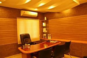 Office Cabin Design in Anna Nagar East, Chennai | ID ...