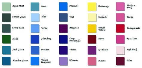 color chart names blue charts billion estates 92993