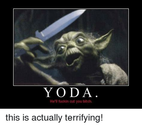 Yoda Memes - 25 best memes about bitch star wars and yoda bitch star wars and yoda memes