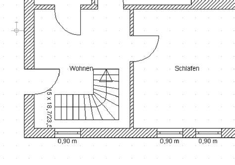 eingabe von treppen  cad architecture