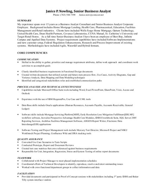 Hris Resume Objective Statements by Hr Reporting Analyst Resume