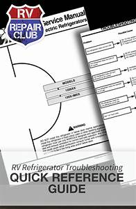 Rv Refrigerator Troubleshooting Quick Reference Guide