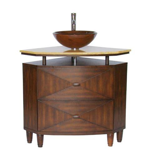 Adelina 38 Inch Contemporary Vessel Sink Bathroom Vanity