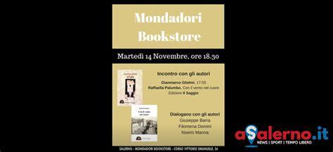 libreria mondadori salerno raffaella palumbo presenta la sua prima raccolta di poesie