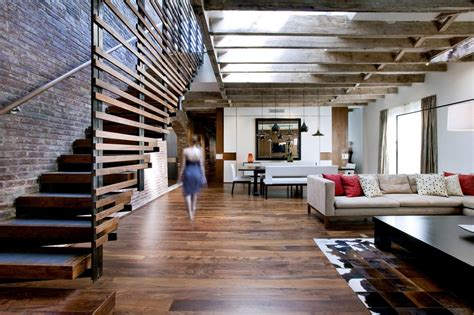 Casual Loft Style Living by Loft Style Interior Design Ideas Loft Style Living Room