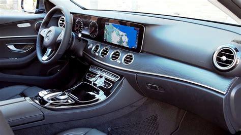 mercedes benz  class  terrain interior italy