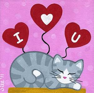 249 best Be My Valentine images on Pinterest   Kittens ...