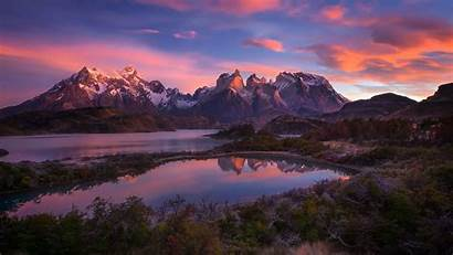 Patagonia Mountains Desktop Andes America South Wallpaperaccess