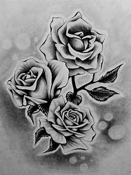 Best Rose Tattoo Drawings Ideas And Images On Bing Find What You
