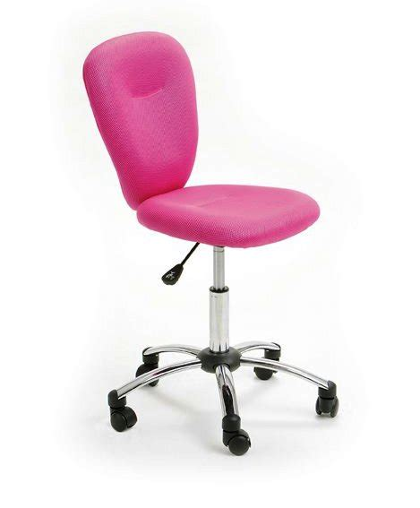 kids swivel desk chair pezzi children 39 s office swivel chair in pink 19179