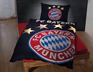 Fc Bayern Bettwäsche : fc bayern bettw sche g nstig bettwaeschech von fc bayern ~ Watch28wear.com Haus und Dekorationen