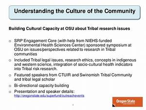 Data-Sharing Issues for Community-Based Research Projects ...