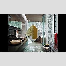 Welche Farbe Fürs Badezimmer?  20 Ideen In Einer Breiten