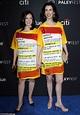Crazy Ex-Girlfriend star Rachel Bloom and writer Aline ...