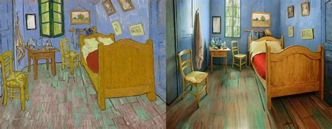 gogh chambre arles rent a re creation of vincent gogh s bedroom on airbnb