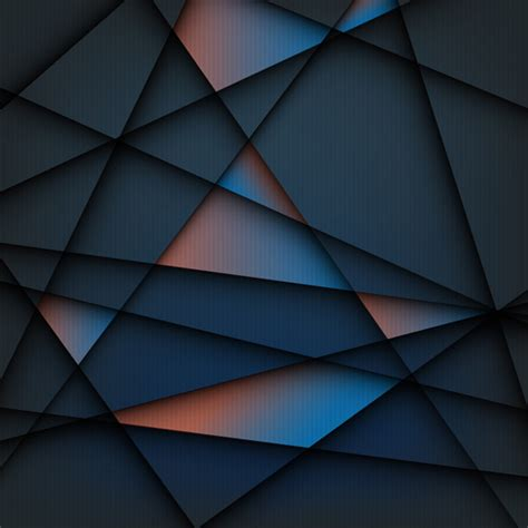 Shapes Background Geometric Shapes Vector Background Free Vector