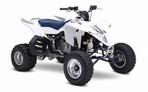 Suzuki Atvs Were A Popular Sight At Dealer Expo