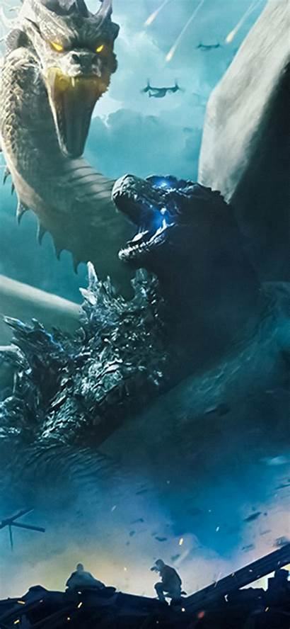 Godzilla Monsters King 4k 8k Wallpapers Movies