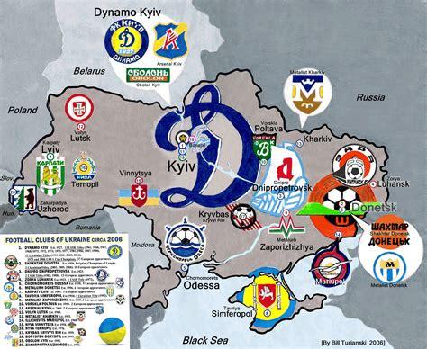 Ukrainian Football Clubs