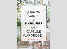 If Joanna Gaines of Fixer Upper Had A Capsule Wardrobe