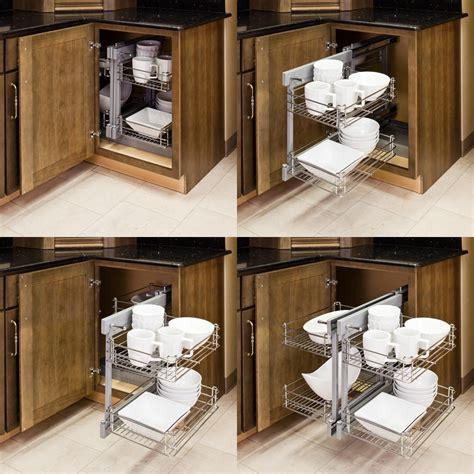 blind corner pullout solution cs shm  cabinet parts