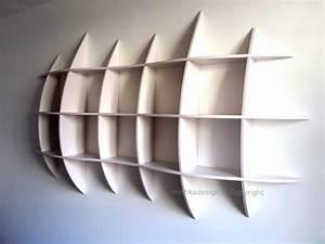 Range Cd Design : bibliotheque murale ~ Teatrodelosmanantiales.com Idées de Décoration