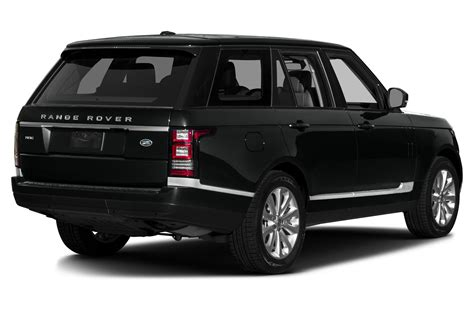 range rover land rover 2016 land rover range rover price photos reviews