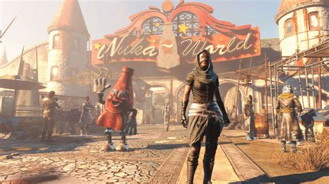 fallout  nuka world dlc lets players lead lethal gangs