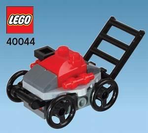 40044 1 Lawnmower Brickset LEGO Set Guide And Database