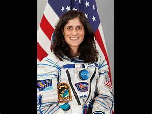 Suni Williams NASA - Pics about space