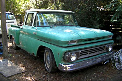 1999 Chev Truck by Teal Appeal 1962 Chevrolet Swb Truck
