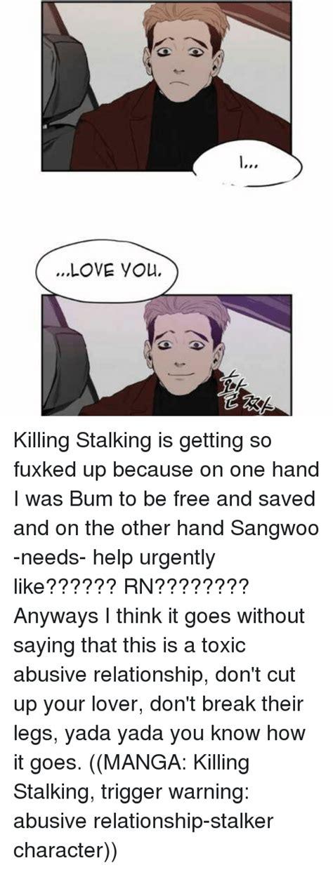 Killing Stalking Memes - funny stalker memes of 2017 on sizzle beautiful