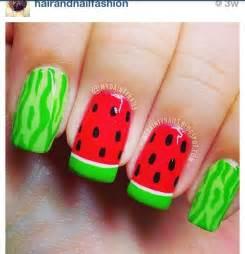Cute Short Summer Nail Designs