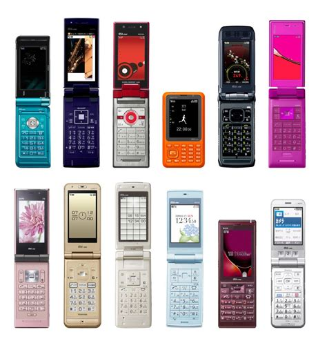 mobile phones for 1000 images about japanese cellphones on