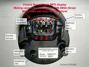 Multi-function Display  Mfd