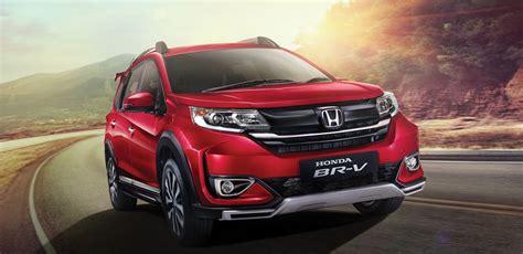 Honda Brv 2019 Photo by Honda Br V 2019 Facelift Dilancarkan Di Indonesia