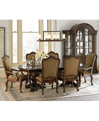 Macys Furniture Boca by Furniture Lakewood Dining Room Furniture Collection