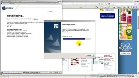 avery design pro avery design pro lesson 2 installing app