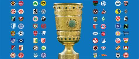 Here you'll find goal scorers, yellow/red cards, lineups and substitutions in match details. DFB-Pokal / Auslosung, Termine, Teams, Besonderheiten - kicker