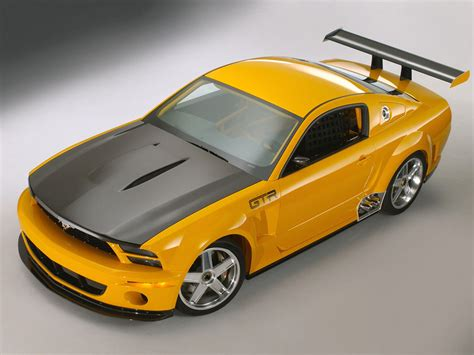 ford mustang gtr for 2004 ford mustang gt r concept ford supercars net